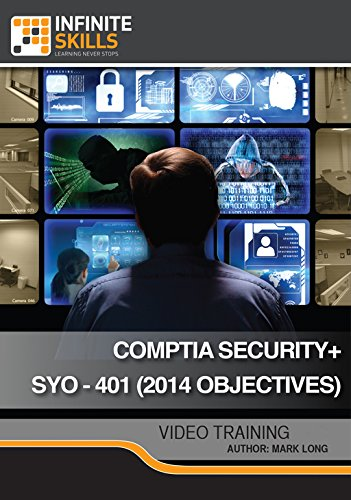 CompTIA Security+ SY0-401 (2014 Objectives) [Online Code] by Infiniteskills