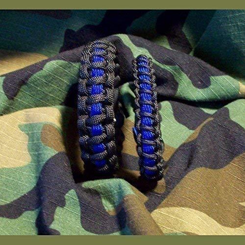 Thin Blue Line Elite Paracord & Tactical Cord Bracelets