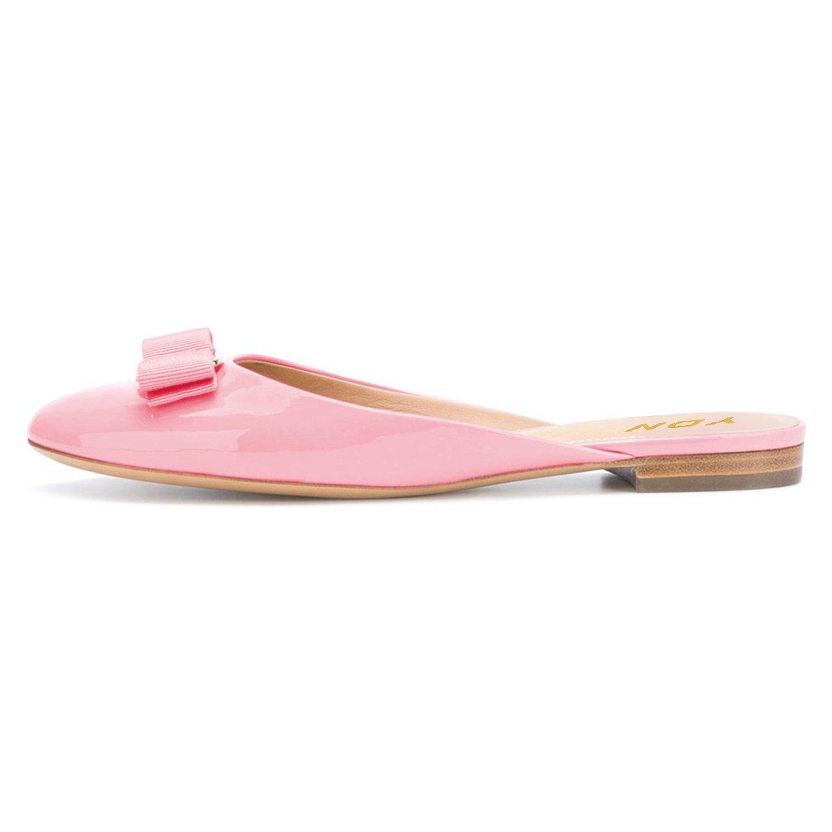 Zapatos planos de verano tacón bajo YDN de para mujer 14213 con ...