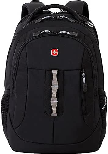 SwissGear Travel Gear SA5965 Laptop Backpack (Black Cod)