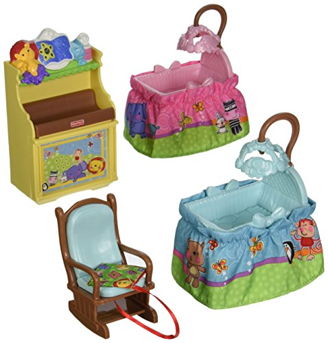 - Fisher-Price Loving Family Dollhouse Nursery