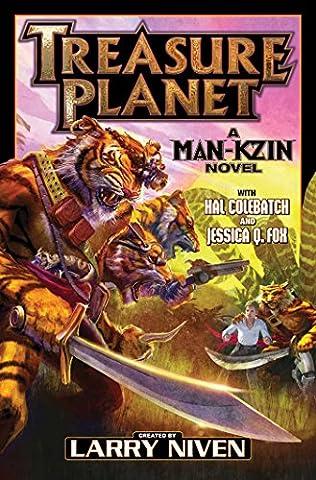 book cover of Treasure Planet