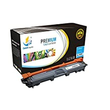 Catch Supplies Replacement TN221C Cyan Toner Cartridge for the Brother TN-221C |1,400 yield| compatible with the Brother HL-3140,3142,3150,3152,3170,3172, MFC-9130,9140,9330,9340, DCP-9020
