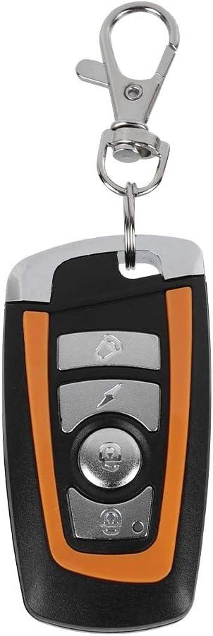 Syst/ème dAlarme de S/écurit/é pour Moto,Tangxi Antivol Syst/ème dalarme,Moto Compact Alarme 12v avec T/él/écommande,125dB Super Son/& Lumi/ères davertissement,5 Niveaux de Sensibilit/é R/églables pou