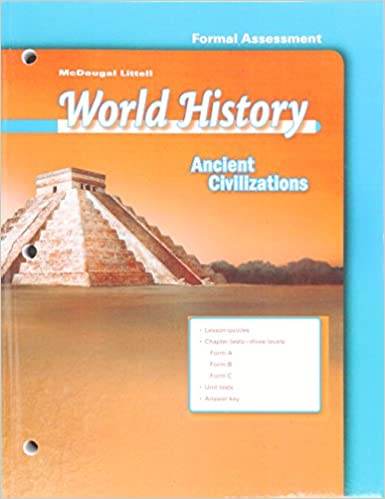 World History Ancient Civilizations Test Guides Answer Keys