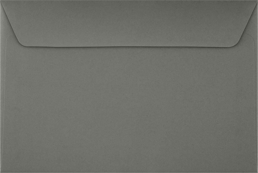 6 x 9 Booklet Envelopes - Smoke Gray (50 Qty.) Envelopes.com EX4820-22-50