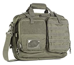 Red Rock Outdoor Gear Navigator Laptop Bag (Olive Drab)