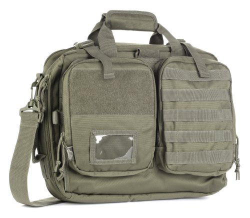 (Red Rock Outdoor Gear Navigator Laptop Bag (Olive Drab))