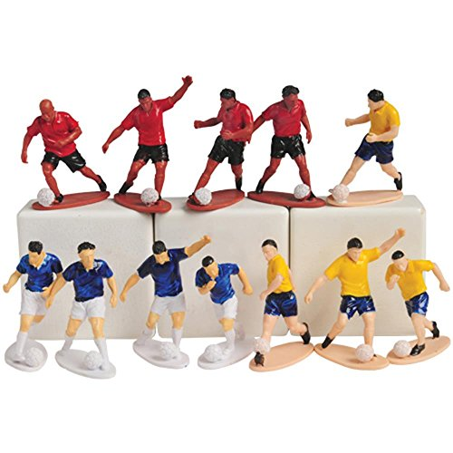 U.S. Toy 2460 Soccer Player Toy Figures, 1