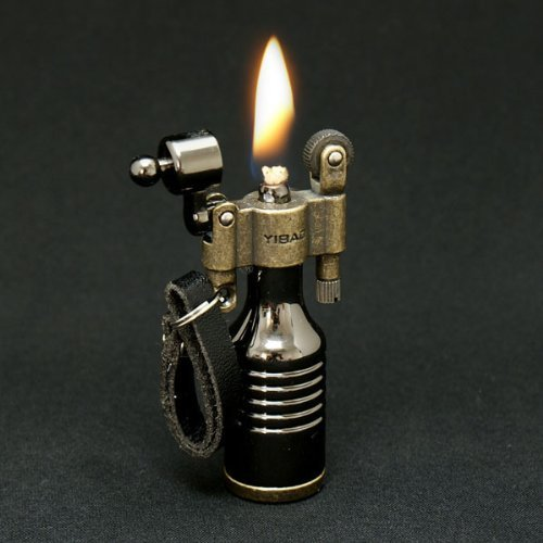 vintage look petrol lighters. limited stock by Vintage