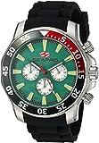SEAPRO Men's SP8334 Casual Scuba Explorer Watch, Green