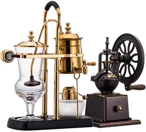 LJHA kafeiji Máquina de café, sifón, Olla, cafetera, Alcohol ...