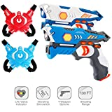 ComTec Laser Tag for Kids, Laser Tag Sets with Gun and Vest, Laser