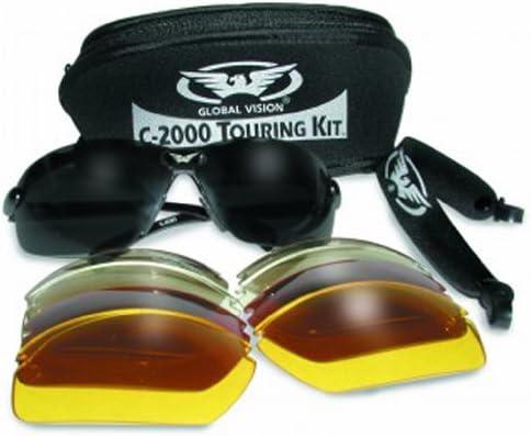 Global Vision Eyewear C-2000 Safety Glasses Kit