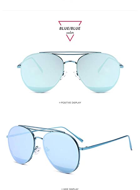 jhinne Blue Sea Legend Gafas de Sol Ocean Piece Star Modelos ...