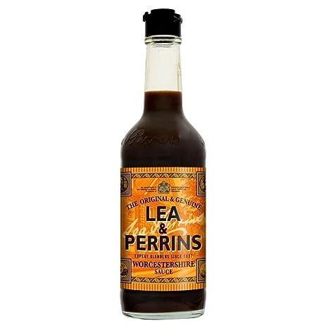 Lea & Perrins Salsa Inglesa (290ml) (Paquete de ...