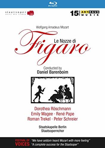 Jeffes: Le Nozze di Figaro (Blu-ray)