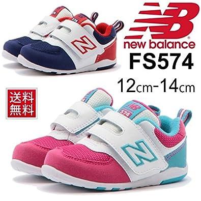 629c0098a5d0e (ニューバランス) New Balance ベビーシューズ 子供靴 女の子 男の子 ベビー靴 ベロクロ ファーストシューズ