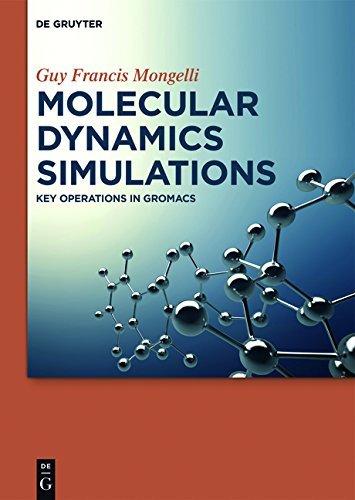 Amazon com: Molecular Dynamics Simulations: Key Operations