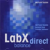 Mettler Toledo 1228P30EA 11120340 Labx Direct Balance Software