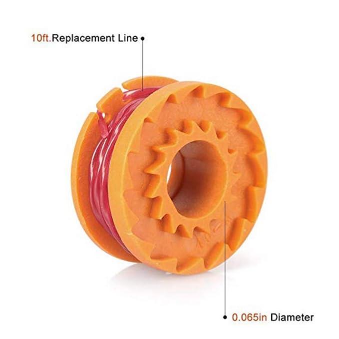 Balai - 9 cuerdas de repuesto para cortacésped: Amazon.es ...