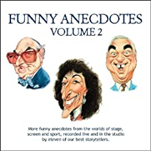 Funny Anecdotes, Volume 2 Audiobook by  various Narrated by  various