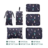 JJ POWER Travel Packing Cubes, Luggage Organizers