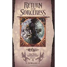 Return of the Sorceress: Dragonlance: The New Adventures, Volume 4