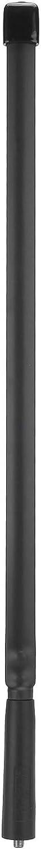Socobeta Antena SMA-Hembra Intercomunicador Plegable Impermeable Ligero de Alta Ganancia anticorrosi/ón para Walkie Talkie