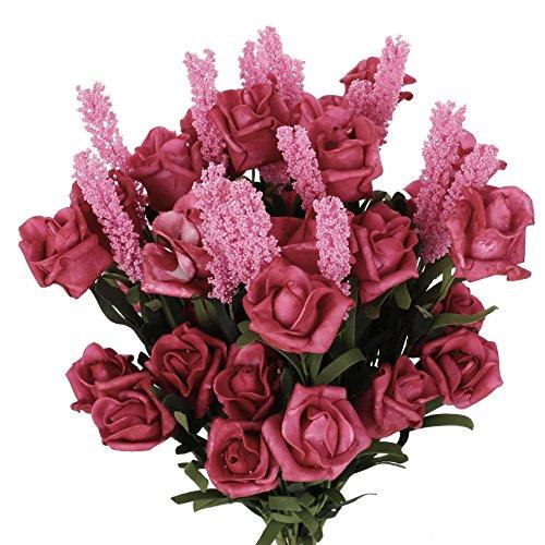 lavender Arrangement Artificial Bouquet Wedding