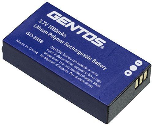 GENTOS(ジェントス) LEDヘッドライト GDシリーズ ANSI規格準拠