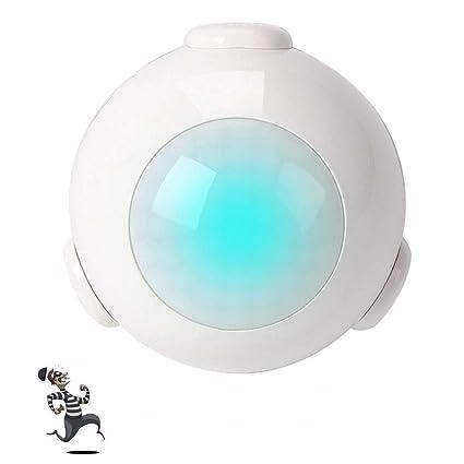 Detector de sensor de movimiento inteligente WiFi funciona con Alexa, Google Home, IFTTT de