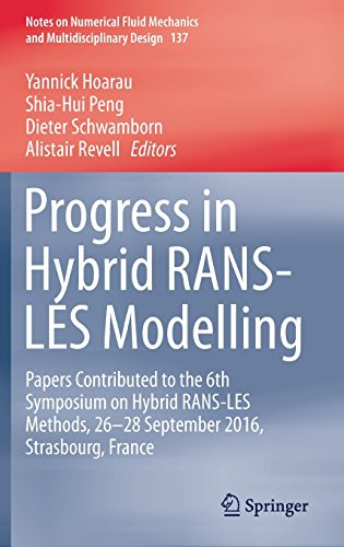 Progress in Hybrid RANS-LES Modelling: Papers Contributed to the 6th Symposium on Hybrid RANS-LES Methods, 26-28 September 2016, Strasbourg, France: 137