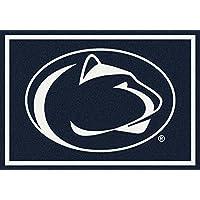 Penn State Nittany Lions NCAA College Team Spirit Team Area Rugs