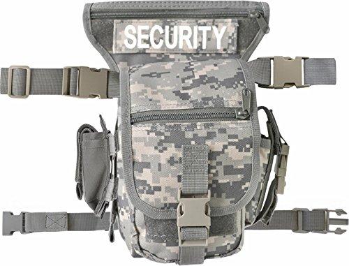Hüfttasche Hip Bag, Bein- und Gürtelbefestigung, AT-Digital