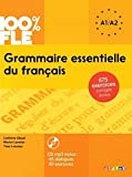 img - for 100% FLE Grammaire essentielle du francais A1/A2 2015 - livre cd + 675 Exercices (French Edition) by Ludivine Glaud (2015-02-04) book / textbook / text book