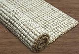 Irongate Oxford Handmade Wool and Jute Reversible