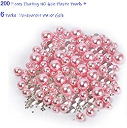 related image of Z-synka Assorted Plastic Bead Pearls,200Piece
