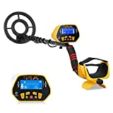 NOPTEG Professional Metal Detector, LCD Screen High Sensitivity Underground Deep Target Gold Treasure Hunter Seeking Tool Metal Detector