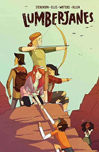 Lumberjanes Vol. 2: Friendship To The Max
