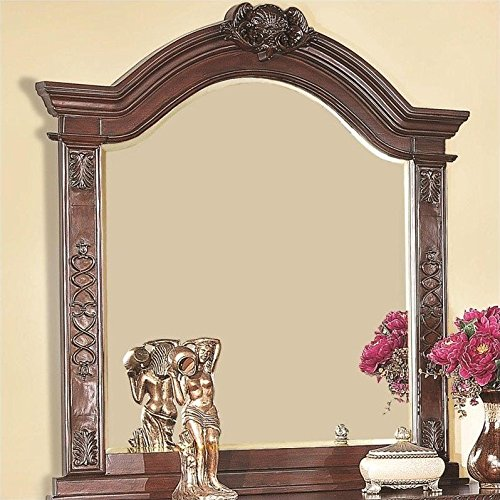 Coaster Home Furnishings Grand Prado Dresser Mirror Cappuccino
