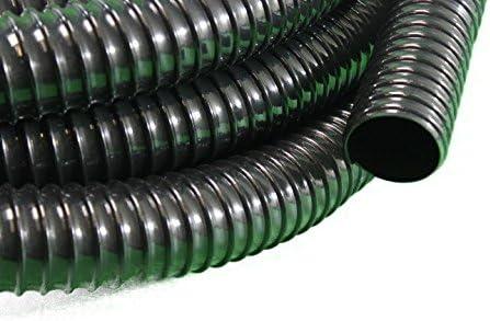 Hero, 10 metros, manguera en espiral, 50 mm de diámetro, para bombas de estanque, arroyos: Amazon.es: Jardín