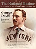 The National Pastime, Society for American Baseball Research (SABR), 0910137684