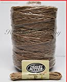 The Heavy Hitter Hemp Wick Organic Bees Wax 700 Ft Bee B Twine Spool Line Raw Beeswax Waxed Ball Natural Lighter Line Free 8ft Rope Ball Travel Gift