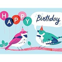 Birdy Birthday egift card link image