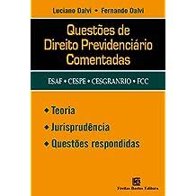 Questões de Direito Previdenciário Comentadas