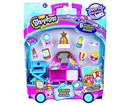 Shopkins Paquetes Deluxe