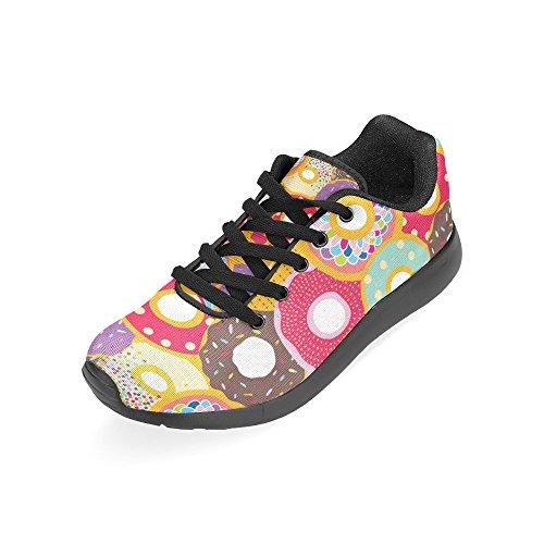 Easy Go Womens Sports 2 Jogging InterestPrint Running Multi Shoes Athletic Sneaker Walking Lightweight Comfort YTwaXx