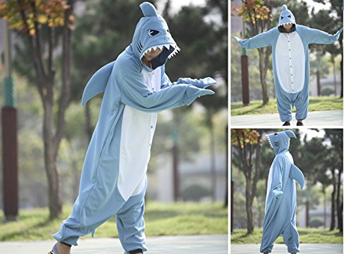 Shark Onesies For Adults: Gifts for shark lovers