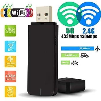 Anewish® Wireless HD WiFi USB Dongle Stick Aura MAG 250 254 255 256 322